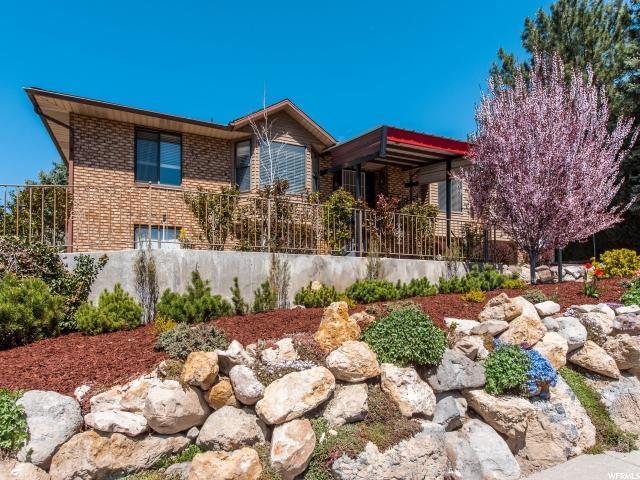 805 E Arrowhead Ln, Murray, UT 84107 (#1595397) :: Bustos Real Estate   Keller Williams Utah Realtors