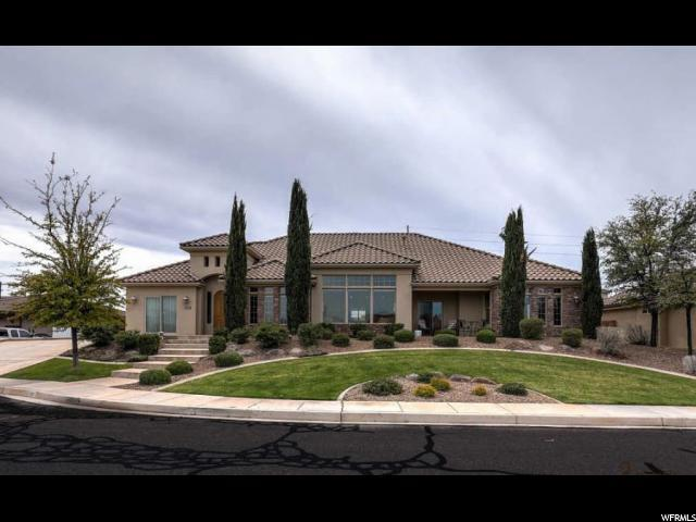 1109 W 2400, St. George, UT 84790 (#1595408) :: Action Team Realty