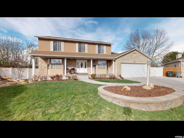 9821 S Dove Bend Cir W, South Jordan, UT 84095 (#1595422) :: Action Team Realty