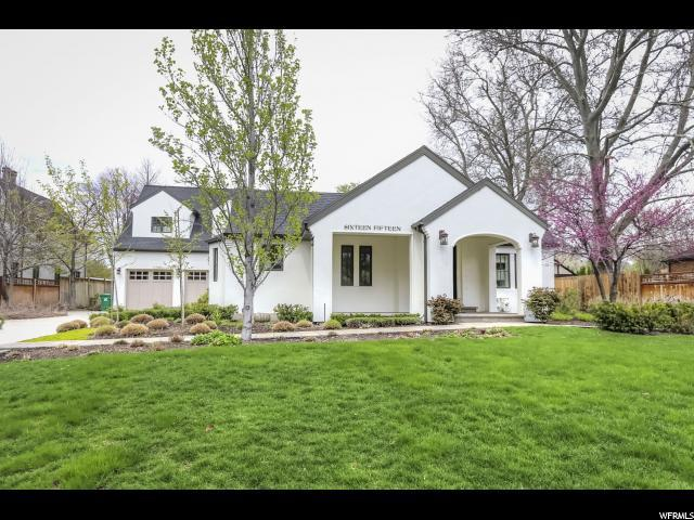 1615 E Millcreek Way, Salt Lake City, UT 84106 (#1595444) :: Von Perry | iPro Realty Network