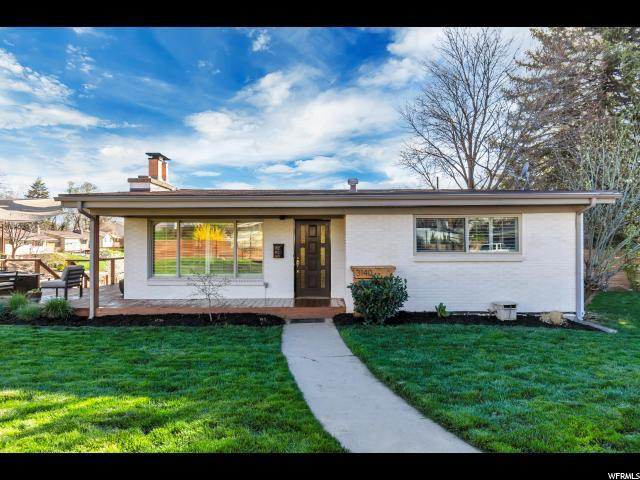 3140 E Morningside Cir, Holladay, UT 84124 (#1595457) :: Bustos Real Estate   Keller Williams Utah Realtors