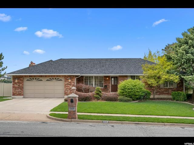1168 Pheasant View Dr, Fruit Heights, UT 84037 (#1595467) :: The Utah Homes Team with iPro Realty Network