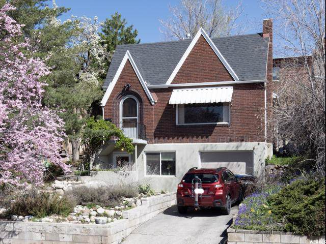483 8TH Ave, Salt Lake City, UT 84103 (#1595473) :: Colemere Realty Associates