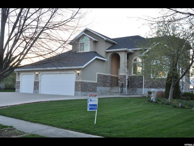 741 W Gibbons Ln, Nibley, UT 84321 (#1595475) :: Von Perry | iPro Realty Network