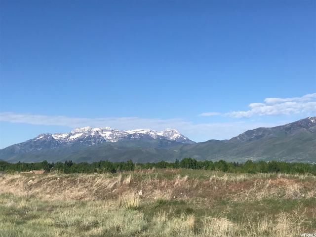 431 N Haystack Mountain Dr (Lot 32), Heber City, UT 84032 (#1595482) :: The Canovo Group