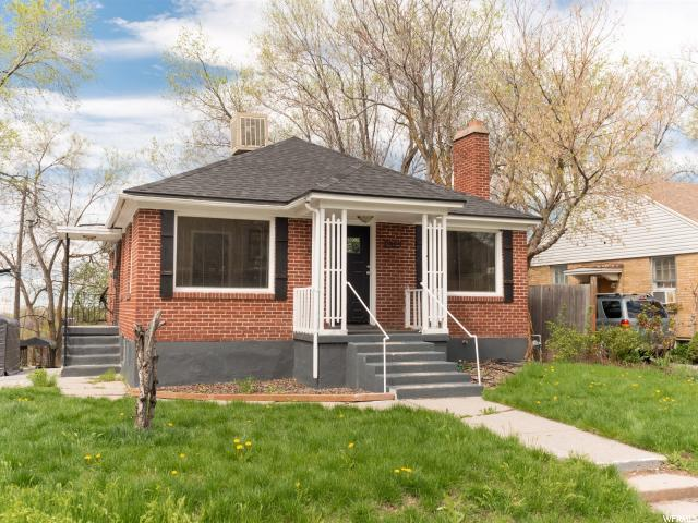 2925 Madison Ave E, Ogden, UT 84403 (#1595497) :: Big Key Real Estate
