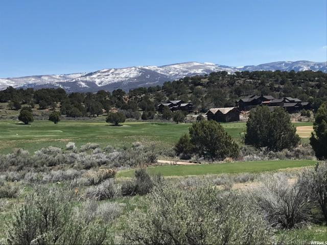 546 N Red Mountain Court (Lot 220), Heber City, UT 84032 (#1595504) :: The Canovo Group