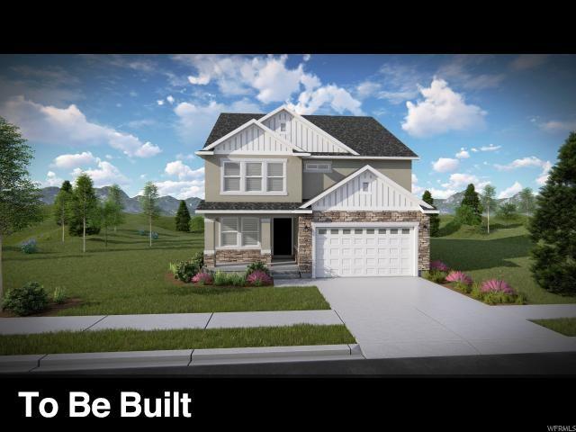1782 W Stone Hollow Dr #418, Saratoga Springs, UT 84045 (#1595546) :: Bustos Real Estate | Keller Williams Utah Realtors