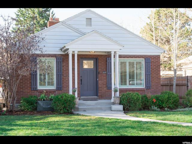 1666 E Westminster Ave, Salt Lake City, UT 84105 (#1595573) :: Von Perry   iPro Realty Network