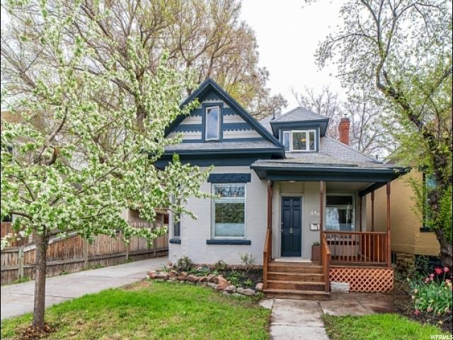 456 N 600 W, Salt Lake City, UT 84116 (#1595577) :: Von Perry | iPro Realty Network