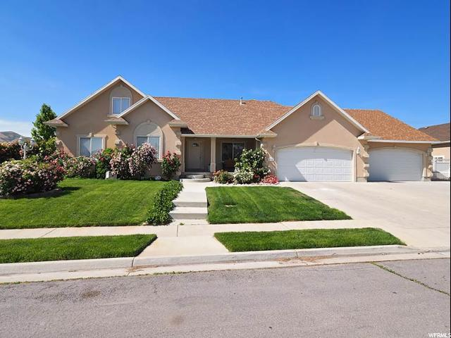 1363 E Damie Ln, Lehi, UT 84043 (#1595588) :: Von Perry | iPro Realty Network