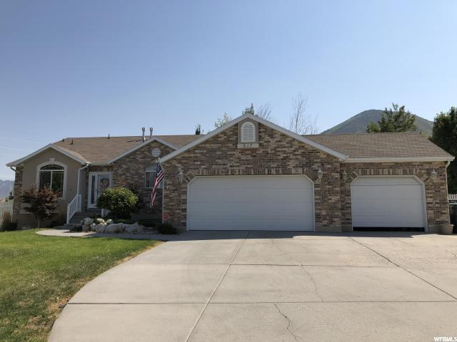 517 S Lacey Ct, Tooele, UT 84074 (#1595596) :: Bustos Real Estate | Keller Williams Utah Realtors