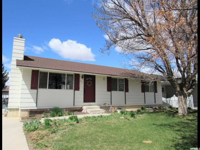 815 N 1100 E, Price, UT 84501 (#1595599) :: Big Key Real Estate
