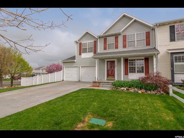 188 Wallace Way, Tooele, UT 84074 (#1595613) :: Von Perry | iPro Realty Network