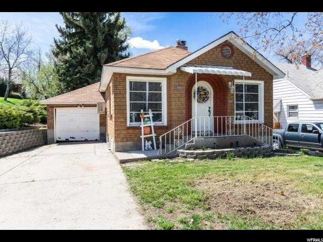 203 E Chimes View Dr S, Ogden, UT 84405 (#1595614) :: Von Perry | iPro Realty Network