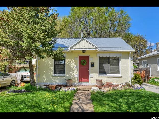 506 E Cross St S, Ogden, UT 84404 (#1595665) :: Big Key Real Estate