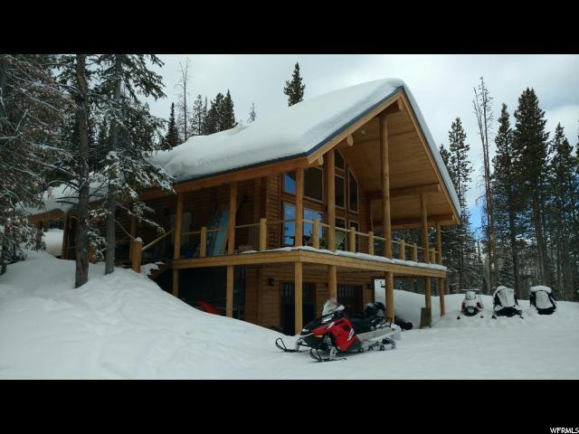 2440 Moose Calf Rd, Kamas, UT 84036 (MLS #1595737) :: High Country Properties