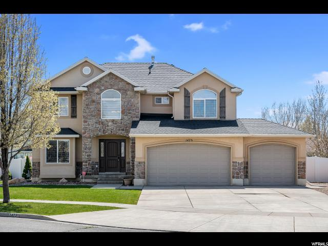 1473 W 870 S, Syracuse, UT 84075 (#1595749) :: The Utah Homes Team with iPro Realty Network