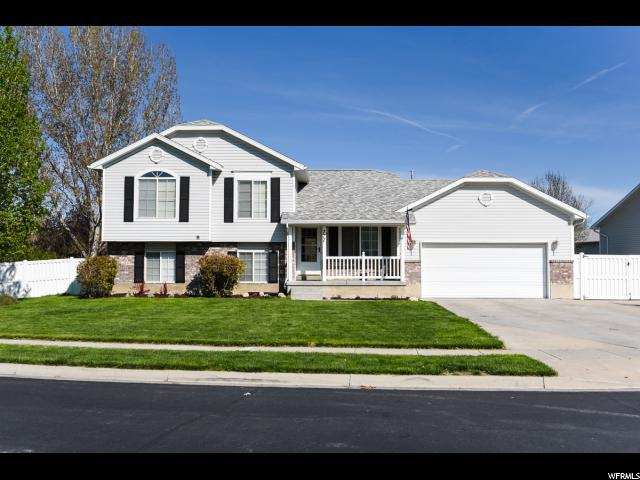 777 N Country Clb W, Stansbury Park, UT 84074 (#1595799) :: Action Team Realty
