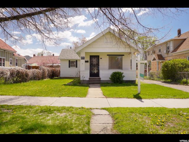 875 E 26TH St S, Ogden, UT 84401 (#1595823) :: The Utah Homes Team with iPro Realty Network