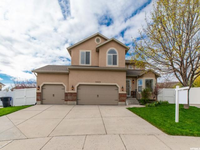 5443 W Moss Rose Ct, Herriman, UT 84096 (#1595859) :: The Utah Homes Team with iPro Realty Network