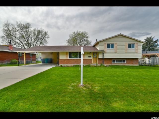 6342 S Westridge St, Murray, UT 84107 (#1595872) :: Bustos Real Estate   Keller Williams Utah Realtors