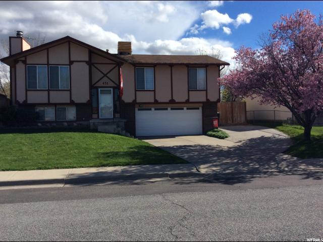 431 W Ontario St N, Tooele, UT 84074 (#1595878) :: Action Team Realty