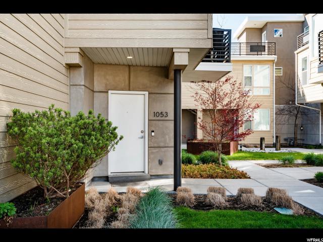 1053 W Rooftop Dr S #402, Midvale, UT 84047 (#1595885) :: Bustos Real Estate | Keller Williams Utah Realtors