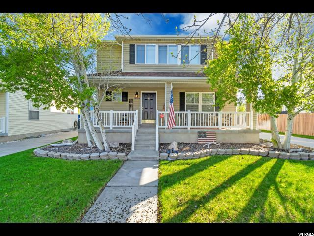 1604 N Durocher Ln W, Tooele, UT 84074 (#1595896) :: Action Team Realty