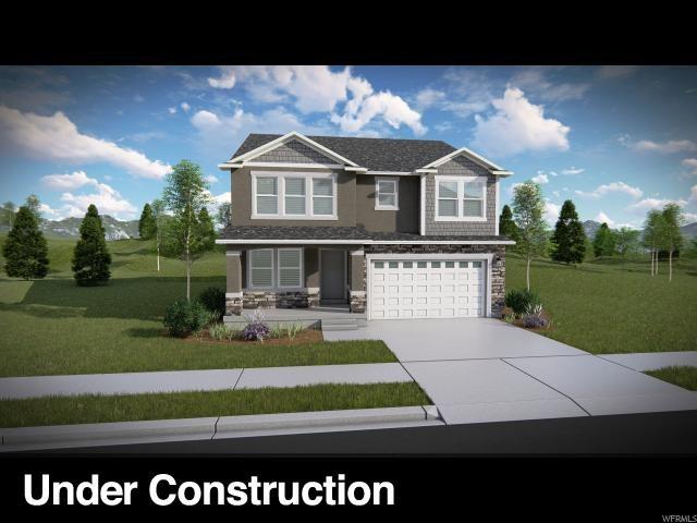 1763 W Stone Gate Dr #108, Saratoga Springs, UT 84045 (#1595904) :: Big Key Real Estate