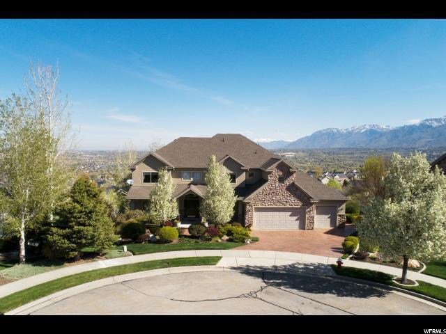 925 E Kaseys Cir S, Draper, UT 84020 (#1595905) :: Bustos Real Estate | Keller Williams Utah Realtors