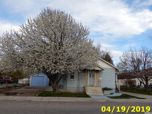 258 N 800 W, Cedar City, UT 84721 (#1595925) :: Big Key Real Estate