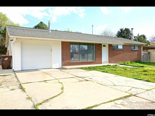 258 E Twin Peaks Dr S, Midvale, UT 84047 (#1595953) :: Bustos Real Estate | Keller Williams Utah Realtors