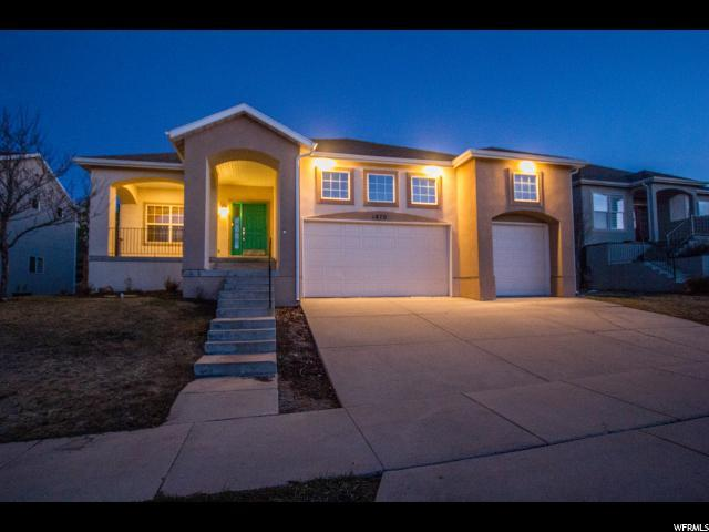 1870 E Aspen Leaf Pl, Draper, UT 84020 (#1595984) :: Bustos Real Estate | Keller Williams Utah Realtors