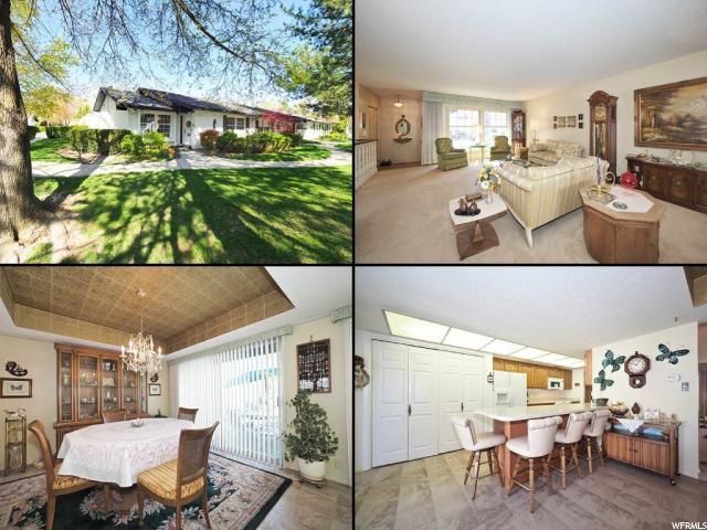4140 S Old Farm Way E, Murray, UT 84107 (#1595986) :: Bustos Real Estate   Keller Williams Utah Realtors