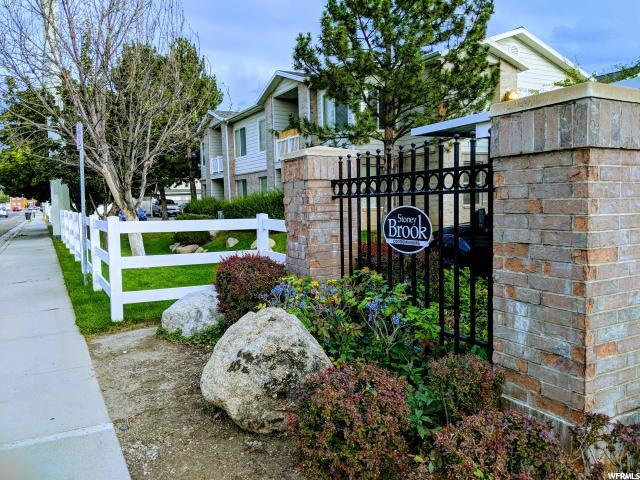 1162 E 6600 S 3/12, Murray, UT 84121 (#1595995) :: Bustos Real Estate   Keller Williams Utah Realtors