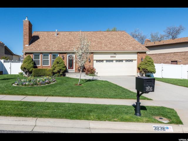 3836 S Pavant Dr, West Valley City, UT 84120 (#1596005) :: Bustos Real Estate | Keller Williams Utah Realtors
