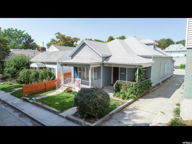 729 E Linden Ave, Salt Lake City, UT 84102 (#1596032) :: Big Key Real Estate