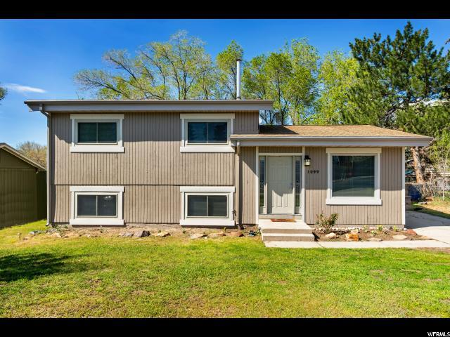 1099 E 10600 S, Sandy, UT 84092 (#1596035) :: Big Key Real Estate