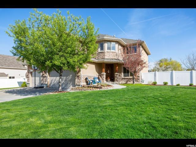 925 E Avila Dr, Sandy, UT 84094 (#1596038) :: Bustos Real Estate | Keller Williams Utah Realtors