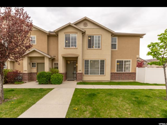 157 N Birmingham Ln W, North Salt Lake, UT 84054 (#1596043) :: Big Key Real Estate