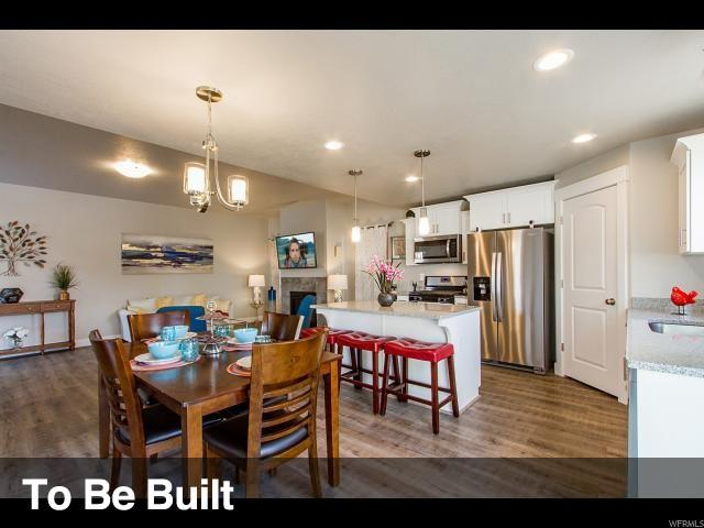 8715 N Pebble Aly E H60, Eagle Mountain, UT 84005 (#1596061) :: Bustos Real Estate | Keller Williams Utah Realtors