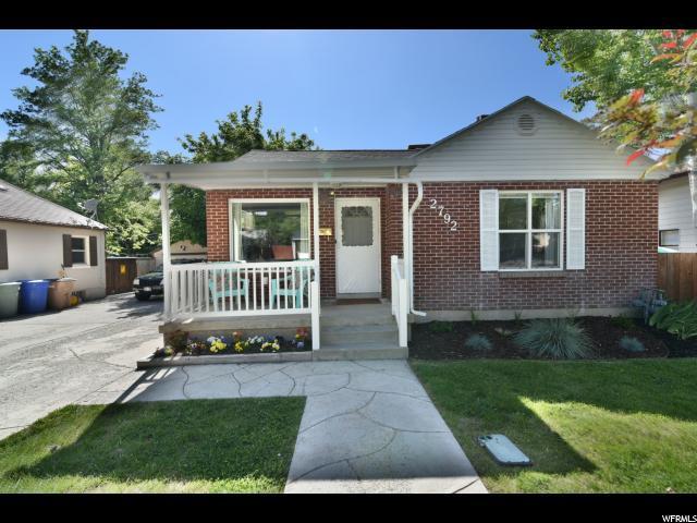 2792 S Dearborn St, Salt Lake City, UT 84106 (#1596078) :: Big Key Real Estate