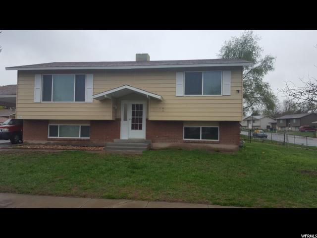 5205 W Early Duke St S, West Valley City, UT 84120 (#1596082) :: Bustos Real Estate | Keller Williams Utah Realtors