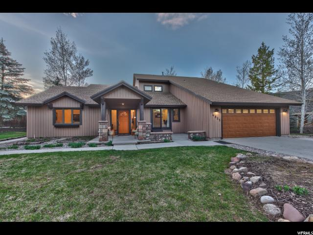 4855 E Meadows #5, Park City, UT 84098 (#1596087) :: The Utah Homes Team with iPro Realty Network