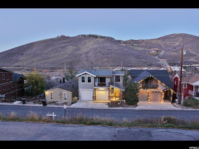 1061 Lowell Ave, Park City, UT 84060 (#1596108) :: Bustos Real Estate | Keller Williams Utah Realtors