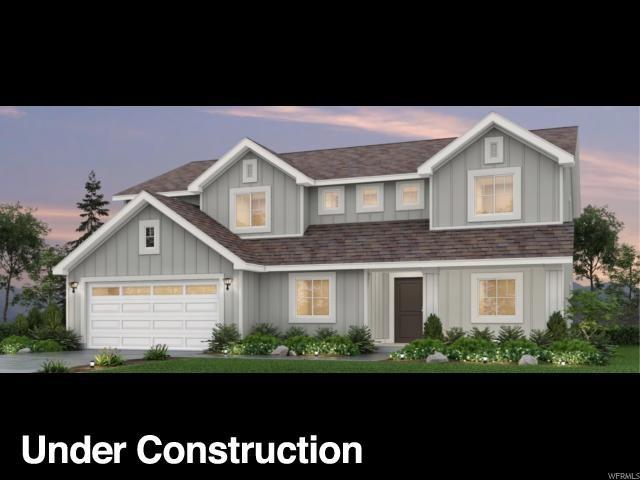 923 S 160 St W, American Fork, UT 84003 (#1596110) :: Big Key Real Estate