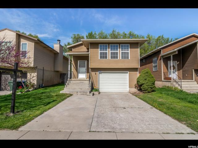 3224 S Jason Pl W, West Valley City, UT 84119 (#1596113) :: Bustos Real Estate | Keller Williams Utah Realtors