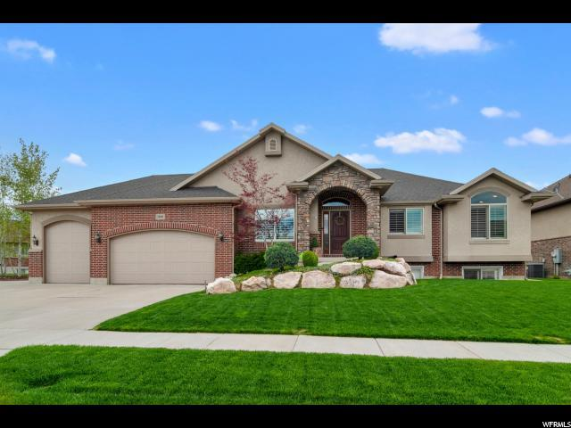 1256 Shotley Bridge Dr, Syracuse, UT 84075 (#1596131) :: The Utah Homes Team with iPro Realty Network