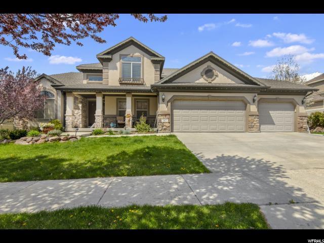163 E 1570 N, Orem, UT 84057 (#1596132) :: Big Key Real Estate